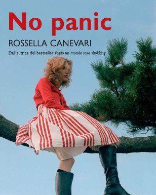 """Il libro """"NO PANIC"""" di Rossella Canevari"""