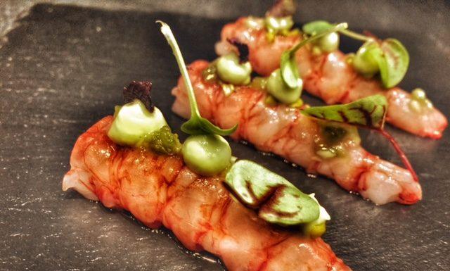 La ricetta dedicata a instagram dal ristorante Iyo di Milano