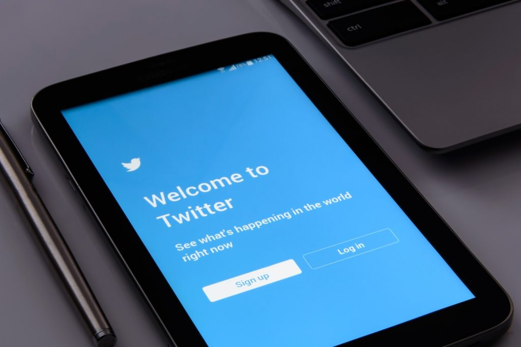 twitter un app da Mobile