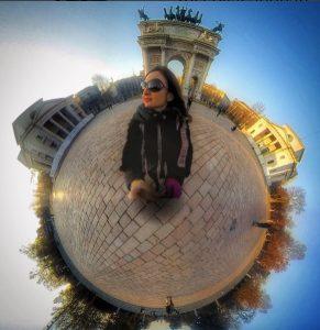 Arco della Pace a Mialno a 360