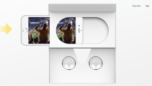 Insta360 Nano-Cardboard VR Viewer