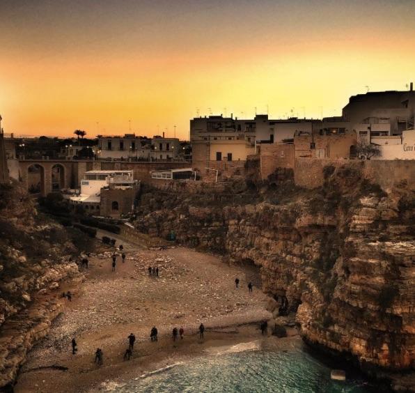 Polignano a Mare, foto fatta con un iPhone 6 Plus