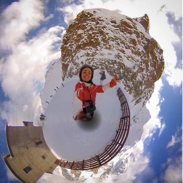 lo Youla, circa 2600 metri