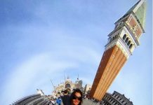 In piazza San Marco versione Little Planet!