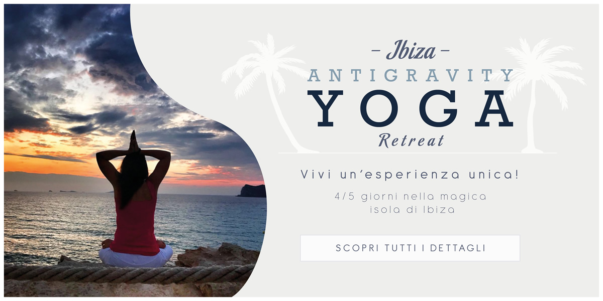 Yoga Antigravity Retreat Ibiza 2019