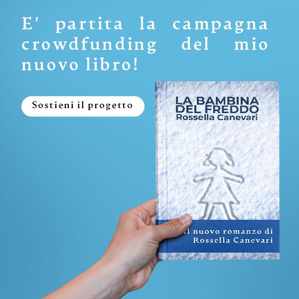 Nuovo libro di Rossella Canevari - La Bambina del Freddo